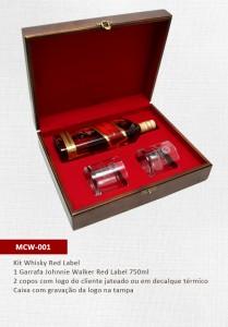 caixa whisky
