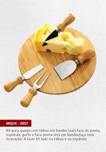 Brinde kit queijo