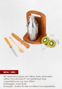 Brinde Kit caipirinha