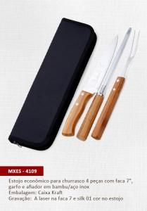 Kit churrasco personalizado